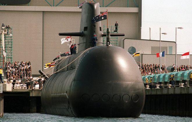 Австралия повышает расходы на оборону