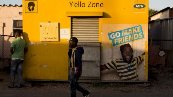 MTN telecom chief executive quits after Nigeria fine