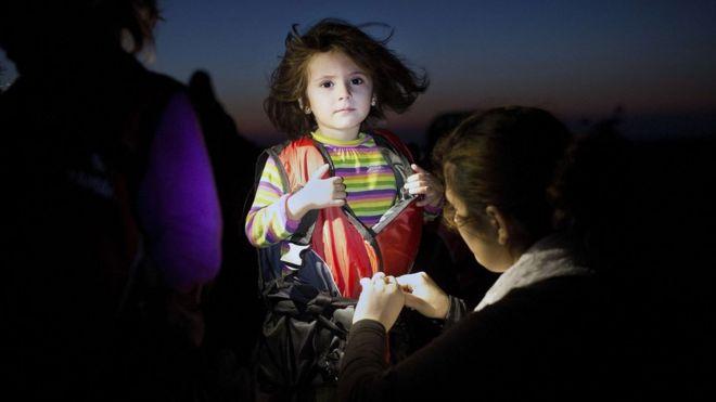 İtalya'dan çocuk göçmenleri korumak için yasa