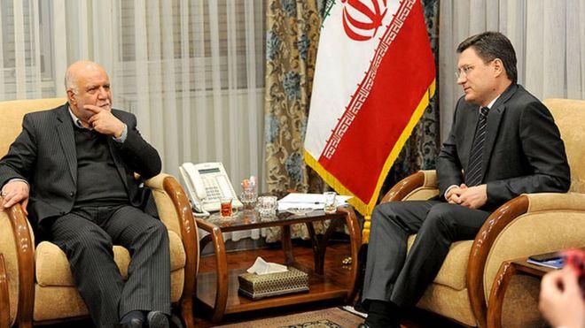 روسیه مذاکره با ایران برای خرید روزانه صد هزار بشکه نفت را تایید کرد