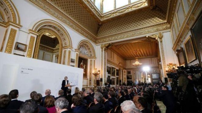 英首相宣布「脱欧路线图」:有哪些关键细节?