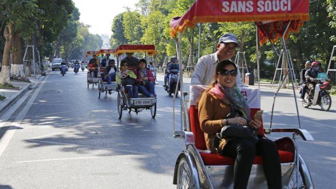Trung Quốc có lượng khách du lịch đến Việt Nam lớn nhất trong năm 2016