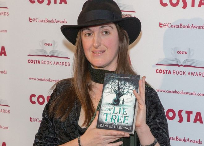 Frances Hardinge becomes only the second children's author to win the top Costa prize
