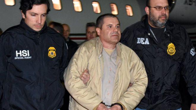 """¿Por qué México extraditó al """"Chapo"""" Guzmán un día antes de la toma de posesión de Donald Trump?"""