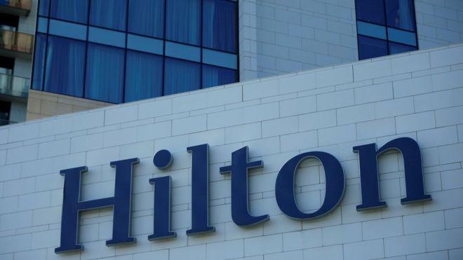 海航通过黑石持希尔顿25%股份