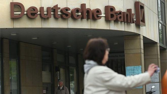 Deutsche bank branch
