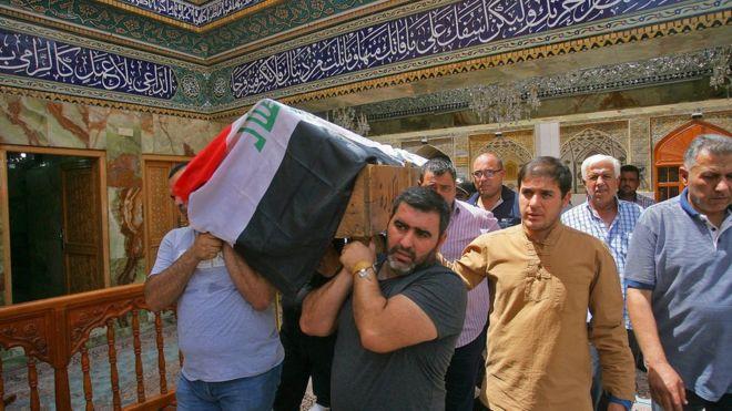 Число жертв выросло до 250 человек— Теракты вБагдаде