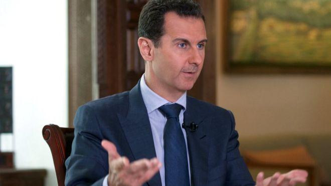 Асад: военное сотрудничество между США и РФ против боевиков ИГ в Сирии невозможно