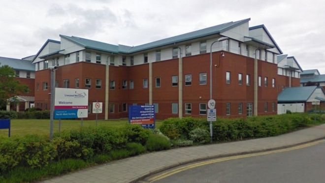 'Cash-strapped' Liverpool Women's Hospital Could Move. Image: Google