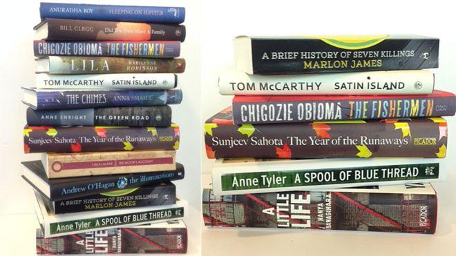Booker books