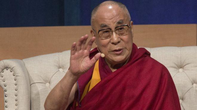 Dalai Lama, July 2015