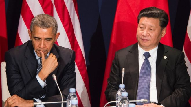 US and Chine closer to Paris Climate agreement