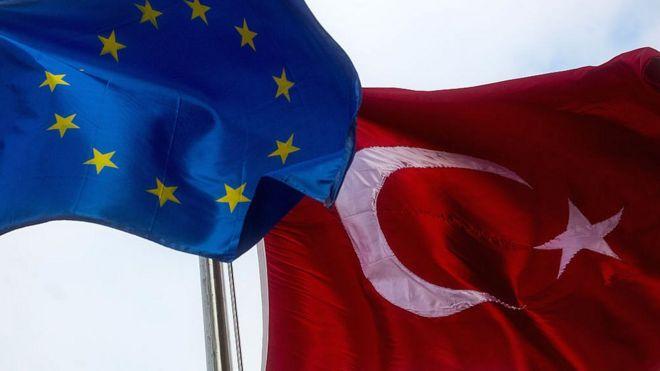 سفیر ترکیه در اتحادیه اروپا برای توضیح درباره اظهارات اردوغان احضار شد