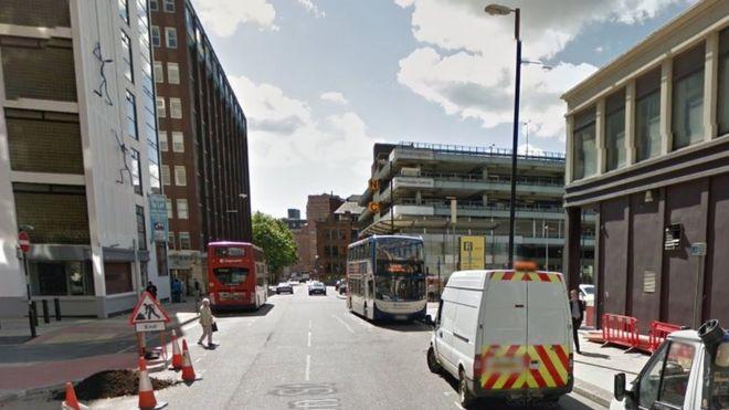 Chorlton Street, Manchester