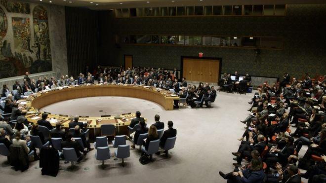 安理会通过决议敦促以色列停止修建定居点