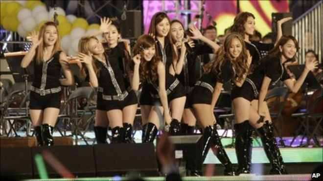 Group Girl Korean South Korean Pop Group Girls'