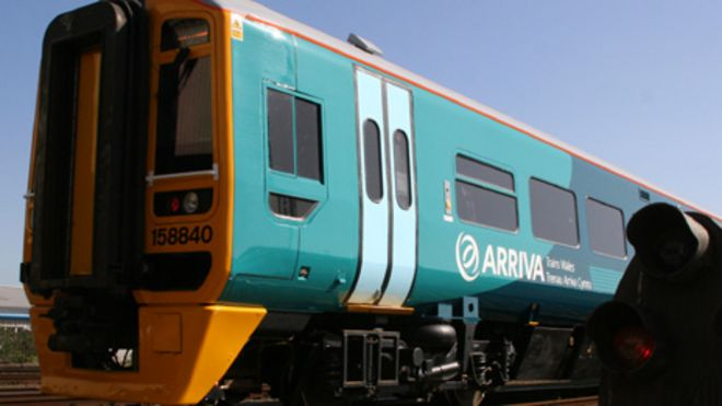 Newport to Crewe - Arriva Trains Wales Class 175 06/01/13 - YouTube