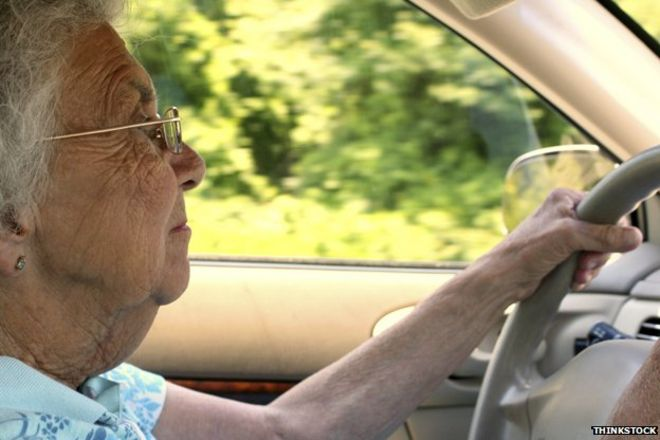 Should old people be allowed to drive...?