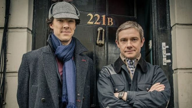 Image result for bbc sherlock