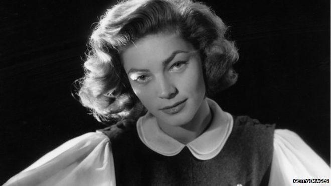 Lauren Bacall obituary