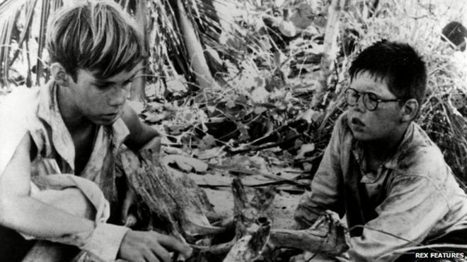Lord of the Flies. by william golding?