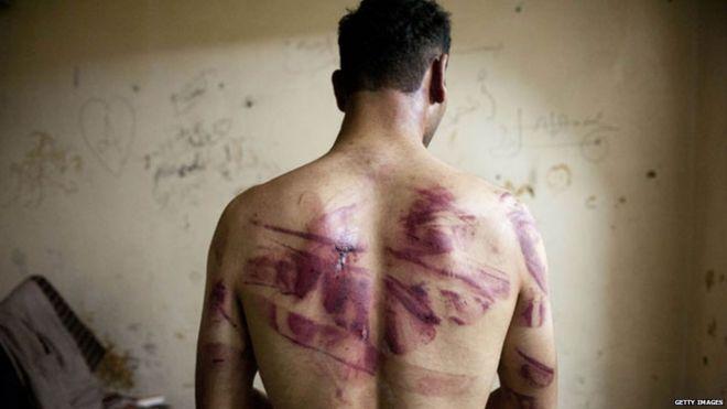 Syria exterminating detainees