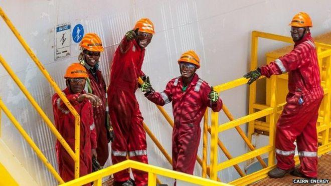 Senegal oil