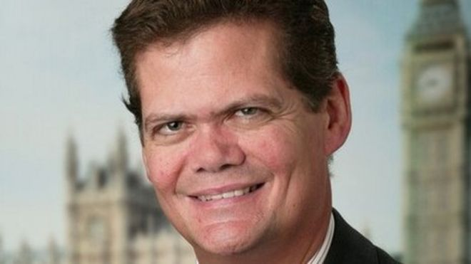 Image caption Stephen Lloyd was elected as Lib Dem MP for Eastbourne and Willingdon in 2010 - _79687231_79687226