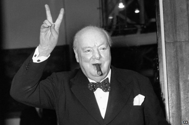 Research papers on winston churchill