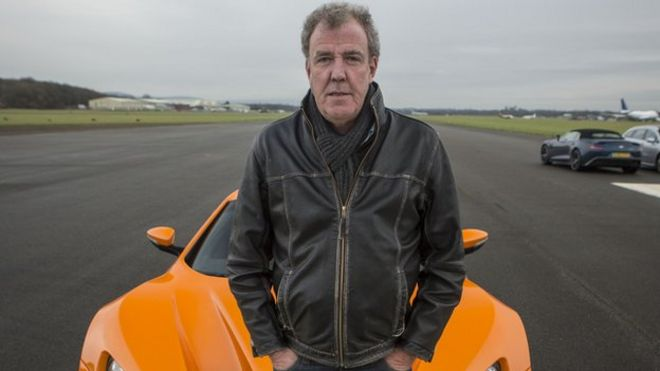 Jeremy Clarkson First Top Gear Jeremy Clarkson Top Gear 2014