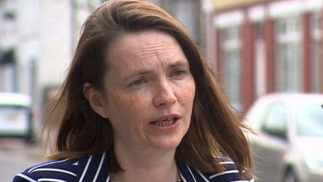 Image caption <b>Kirsty Williams</b> said many people thought the coalition <b>...</b> - _82181721_kirstywilliams080415