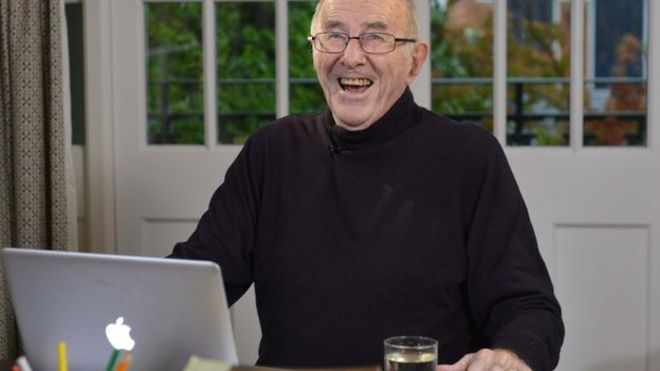 Clive James news