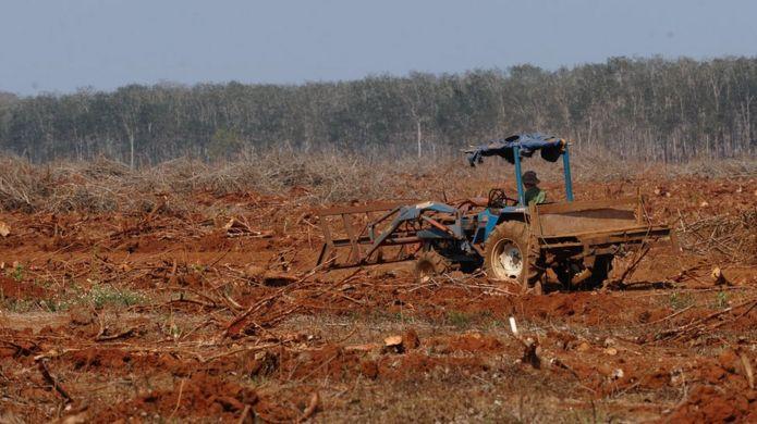 Tranh chấp đất đai ở Đắk Nông đã dẫn đến nhiều vụ xô xát giữa người dân và các công ty liên quan