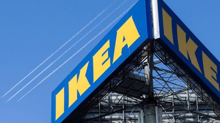 Cartelería de Ikea
