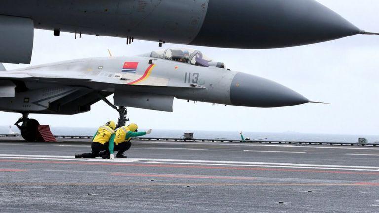 Chiến đấu cơ J-15