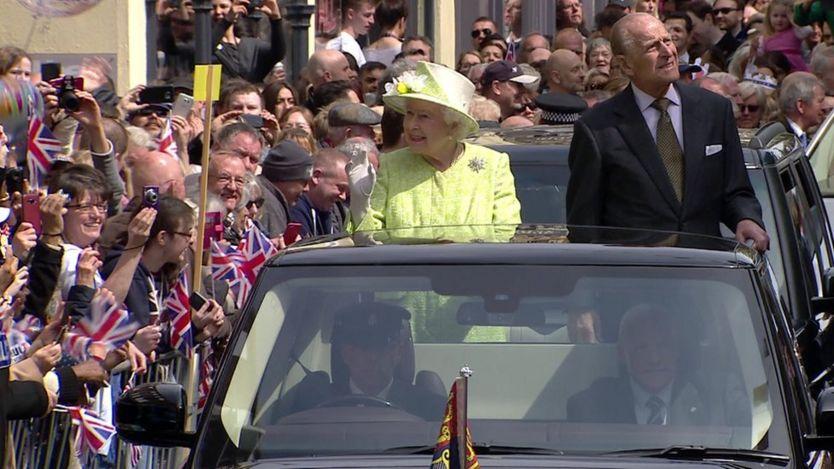 королева в Виндзоре