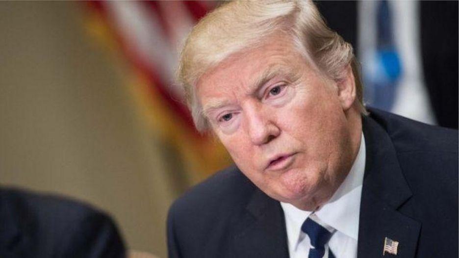 Tổng thống Donald Trump của Hoa Kỳ