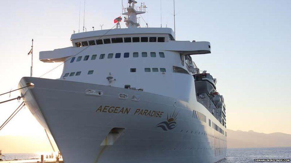 Turkey Travel Company Offers Halal Cruise Bbc News