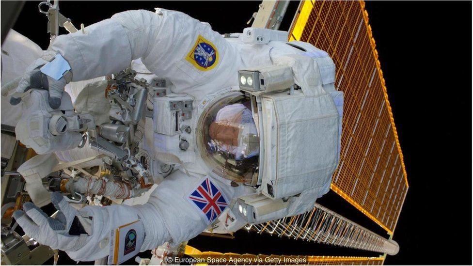 Astronot Tim Peake
