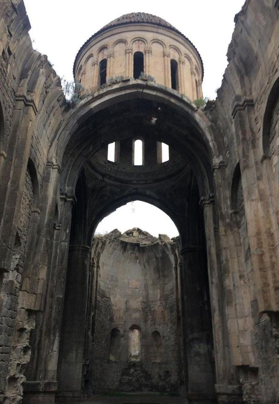 Gürcü manastırı