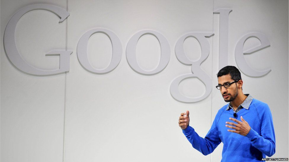 Sundar Pichai and the world of Indian CEOs
