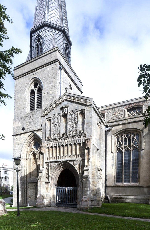 St Nicholas' Chapel in King's Lynn