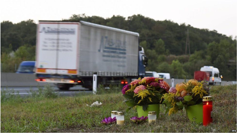 UN warning over EU migrant deaths...