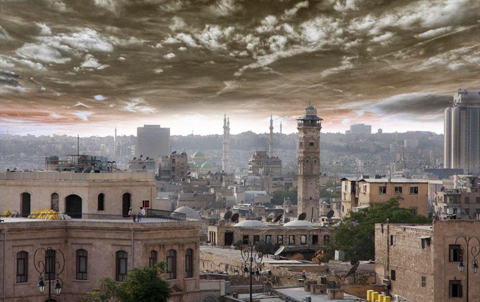Aleppo antes da guerra: 'A cidade mais bonita e elegante do mundo'