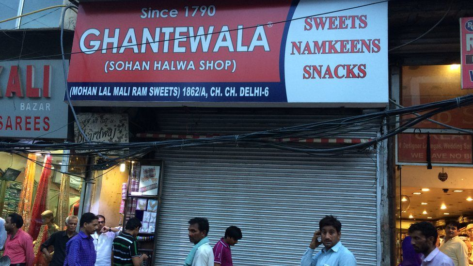 Ghantewala why did delhi s oldest sweet shop shut down bbc news