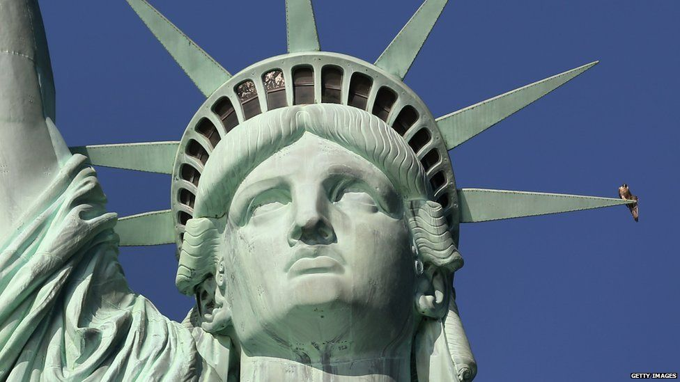 Suspect arrested in Statue of Liberty bombing hoax: Statue Of Liberty Hoax