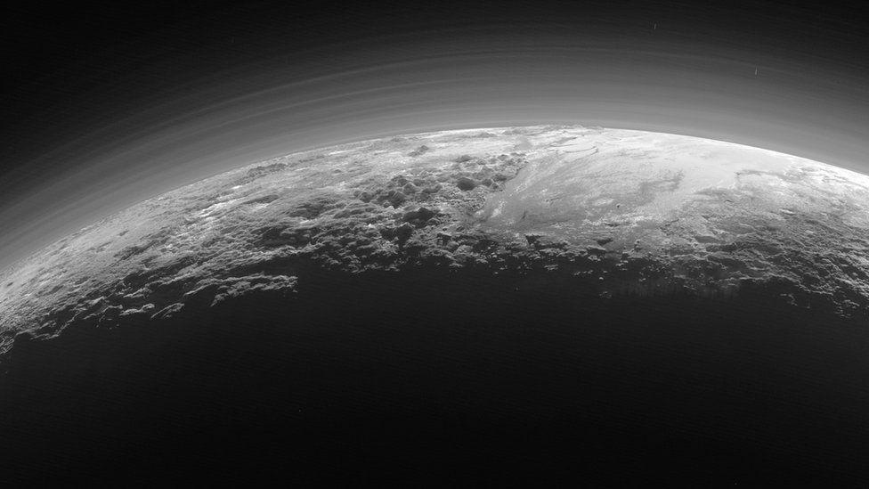 pluton sistema solar