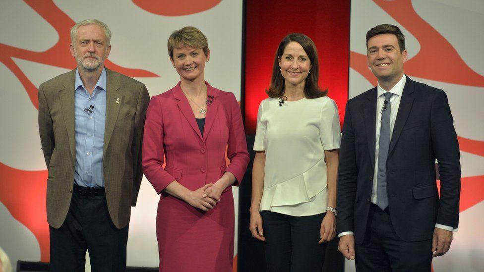 Labour leadership contenders