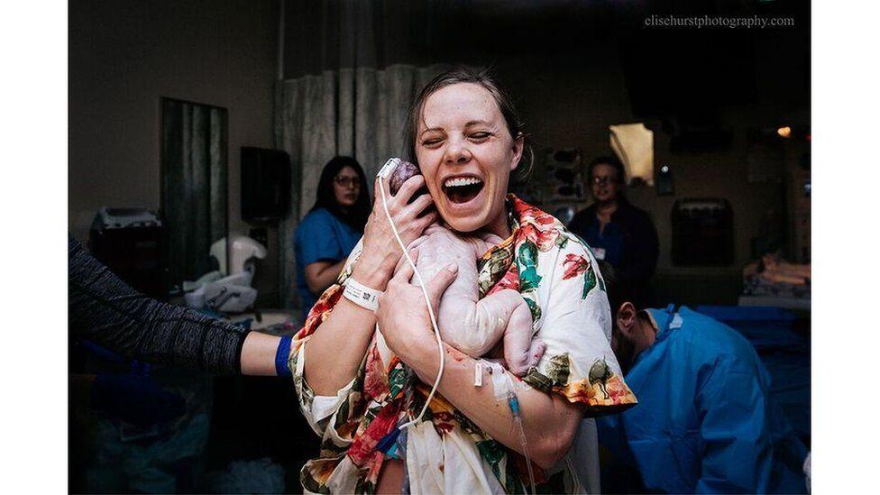 """Mención especial: """"Final alegre"""", de Elise Hurst Photography"""