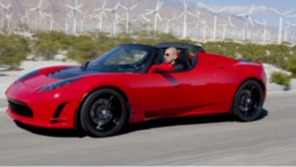 Kamfanin kera motoci na Tesla ya samu faduwa - BBC Hausa